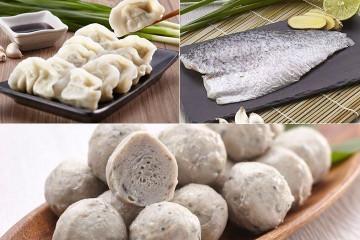 峰漁安心水產|歡慶中秋,呷好料!鱸魚水餃+鱸魚丸+鱸魚排,優惠組合價免運帶回家!