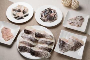 天和鮮物|澎湖箱網養殖龍虎斑,鮮甜細緻,全魚分切禮盒,優惠價帶回家~